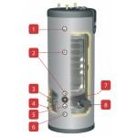 Boiler Otel ACV SLME 800 Tank in Tank
