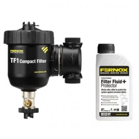 FILTRU MAGNETIC FERNOX TF1 COMPACT+LICHID INHIBITOR