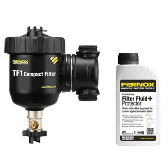 FILTRU MAGNETIC FERNOX TF1 COMPACT+LICHID INHIBITOR